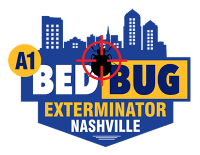 A1 Bed Bug Exterminator Nashville Logo